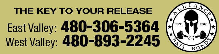Alliance Bail Bonds AZ: Phoenix, Mesa Bail Bonds - The Key to Your Release: 888-306-5364
